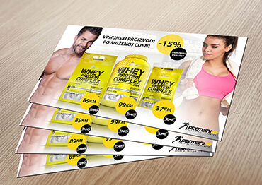 Olimp Whey Complex flyer